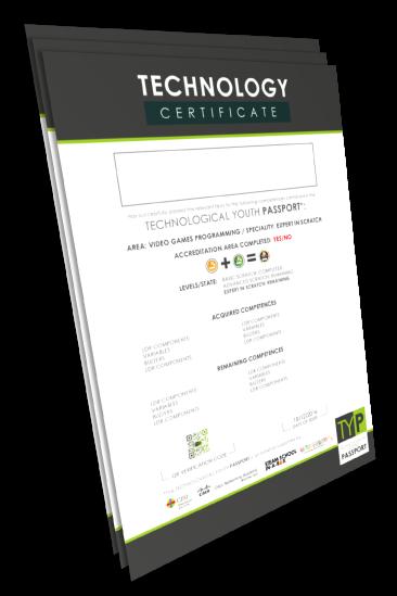 TYP Tecnology Certificate